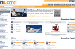 MLOTS COMMERCIAL MARINE AUCTIONS