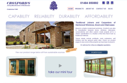 CROXFORDS JOINERY